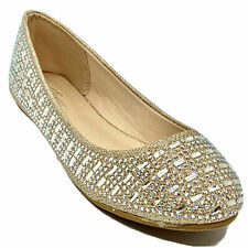 Forever Mika-41 Women's Champagne Dress Evening & Party Shoes size 8