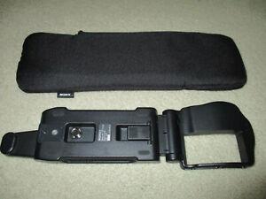 Sony VCT-FXA Adjustable Shoulder Brace for HDR-FX1 HDV Handycam Camcorder + Case
