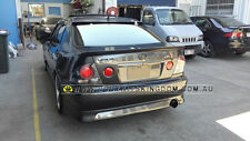 IS200 Carbon Fiber Spoiler wing - light bar led grill wing isf guard pad bumper
