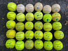 Lot+Of+30+Used+12in+Slowpitch+Softballs