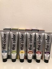 Paul mitchell the color permanent cream hair color 3oz. Select A, NA,G,WC,RB,CB