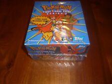 Display Pokemon Topps neuf Factory Sealed Box Trading Card Series 2 ENG