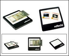 REFLECTA 10311 LED Leuchtplatte L130 Für Banknoten Briefmarken Dias Negative