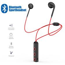 Wireless Bluetooth Headphones Sport Running Gym Earphones Stere Bass Headset USA