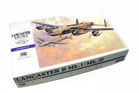 Hasegawa Aircraft Model 1/72 LANCASTER B Mk.I/Mk.III Royal Air E23 00553 H0553