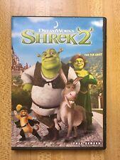 Shrek 2 Dvd Full Screen Edition Dreamworks 2004