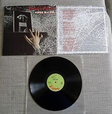 GENTLE GIANT - FREE HAND - US IMPORT ISSUE LP ON CHRYSALIS RECORDS - 1975 - VGC