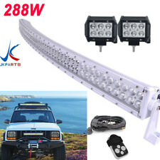 50INCH LED LIGHT BAR for 4wd 4x4 boat Jeep Liberty off road