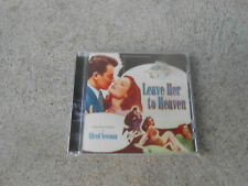 ALFRED NEWMAN-LEAVE HER TO HEAVEN-OST-CD-KRITZERLAND-LN