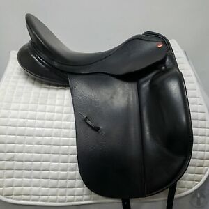 "Albion 17.5"" W SLK LH Dressage Saddle"