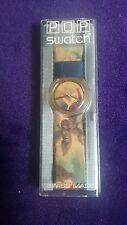Vintage Limited Edition Vivienne Westwood Swatch Pop Watch Putti Cherubs