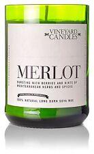 Vineyard Velas-Merlot Cóctel Vela Nuevo