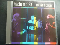 ICICLE  WORKS   -   BBC  LIVE  IN  CONCERT   ,CD   1994   ,  SYNTH  POP  ,  ROCK