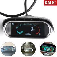 Car Truck LCD Digital Tachometer Tach Gauge 50~9999 RPM Universal Vehicle 9-36V