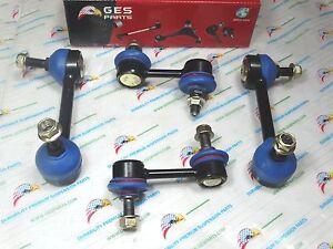 For 04-06 Acura TL 03-07 Honda Accord 4 Front Rear Sway Bar Links K90342 K90660