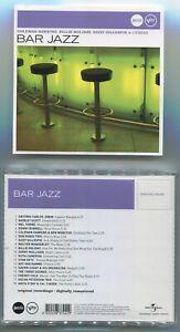 CD Bar Jazz (Verve) Coleman Hawkins Billie Holiday Dizzy Gillespie & Co.