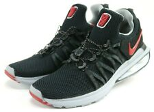 new arrival 3a770 12ec7 Nike Shox Gravity NWD $150 Men's Running Shoes AR1999-016 Size 14 Black  Gray Red