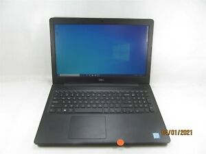 "Dell 3583 15.5"" Laptop 1.6GHz Core i5 500GB SSHD 8GB RAM Window 10 Pro (Grade B)"
