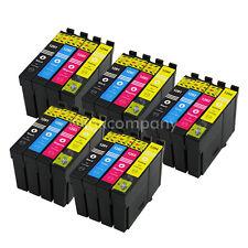 20x PATRONE für EPSON SX230W SX430W SX435W SX438W SX440W SX445W SX525WD SX535WD