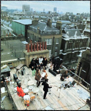 THE BEATLES POSTER PAGE . 1969 SAVILE ROW APPLE ROOFTOP FINAL CONCERT . D36