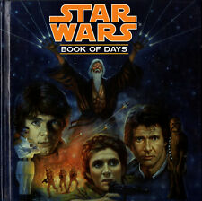STAR WARS: BOOK OF DAYS - Tagebuch für SF-Fan´s - (HC) engl. from USA