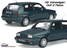 Pre commande Volkswagen Golf 2 Rallye 1/18 Ottomobile disponible mai 2021 Otto