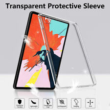 Soft Table Cover For iPad Pro 11 2020 Transparent Clear Ultra-thin Silicone Case