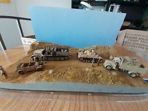 1:72 Diorama WW2