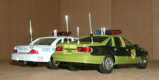 Twelve 1/43 Scale Police Car Radio Antennas for Road Champs / Fire Truck Antenna