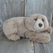 Vintage Mother Earth Bear Plush Mama Lou Rankin Dakin Stuffed Animal Sad Eyes