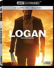 LOGAN - THE WOLVERINE (BLU-RAY 4K UHD + Blu-ray) Hugh Jackman, Patrick Stewart