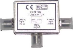 NEW ClearView 22 KHz Switch