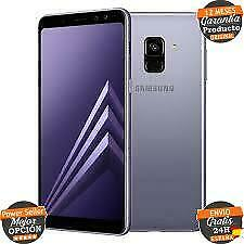 Samsung Galaxy A8 2018 SM-A530F 32 GB Gris Single SIM Libre | C