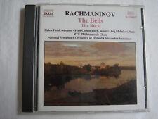 3923 Rachmaninov - The Bells, Alexander Anissimov, National SO of Ireland CD