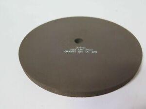 "Cratex 7 x 3/8 x 1/2"" Rubberized Straight Wheel 706-M (Medium) Qty 1 Brand New"
