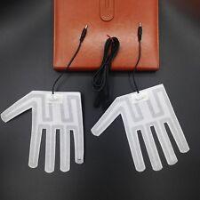 12V Electric Carbon Fiber Heated Gloves Motorcycle DIY Winter Hands Warmer