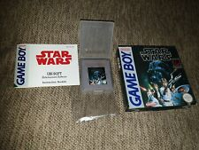NIntendo Gameboy - STAR WARS - Boxed With Instructions - Great Condition