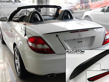 REAR TRUNK LIP SPOILER ADHESIVE for MERCEDES SLK CLASS R171 2004-2010 AMG BRABUS
