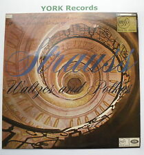 MFP 2023 - STRAUSS - Waltzes & Polkas STEINBERG Pittsburg SO - Ex Con LP Record