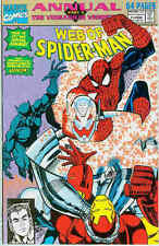 Web of Spiderman Annual # 7 (USA, 1991)