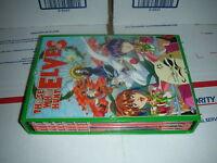 Those Who Hunt Elves 1-4 DVD lot ANIME R1 Thinpak