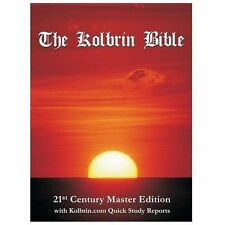 Kolbrin Bible : 21st Century Master Edition: By Masters, Marshall Manning, Ja...