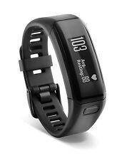 GARMIN Vivosmart HR Tracks steps & distance & calories & heart rate Black