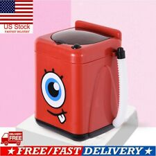 Us Mini Electric Washing Machine Dollhouse Toy Very Useful Wash Makeup Brushes