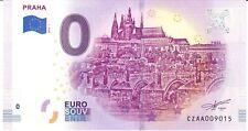 PRAHA- SOUVENIR BILJET 0 EURO,CZECH REPUBLIC -2018/1-UNC (SB263)