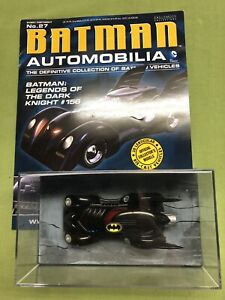 Batman Automobilia No 27 - Legends Of The Dark Knight #156