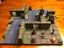 Dungeon Underground Set Terrain 28mm Wargaming Dungeons & Dragons Pathfinder d&d