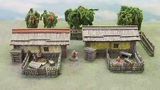 28MM COLONIAL CHINESE 'ANIMAL PEN PACK'  - PAINTED TO COLLECTORS STANDARD