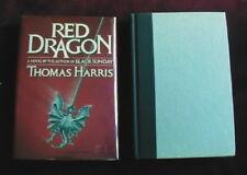 Thomas Harris - RED DRAGON - Book Club Edition (file photo)