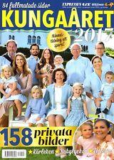Prinzessin Princess Victoria Kungaåret Kungaaret Estelle Kungafamiljen 2017 NEU